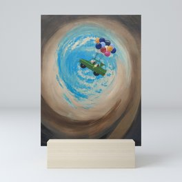 Tornado Dogs Mini Art Print
