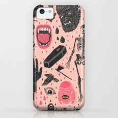 Whole Lotta Horror iPhone 5c Slim Case