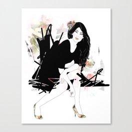 Shews Canvas Print