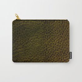 Worn Carry-All Pouch
