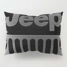 jeep logo Pillow Sham