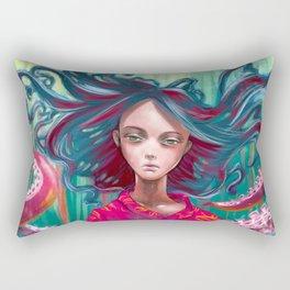 Tentacles Rectangular Pillow