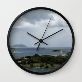 If I Win the Lotto Wall Clock