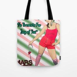 Mars Hates Christmas - Jingle Presents Tote Bag