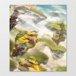 Windswept Heath Canvas Print