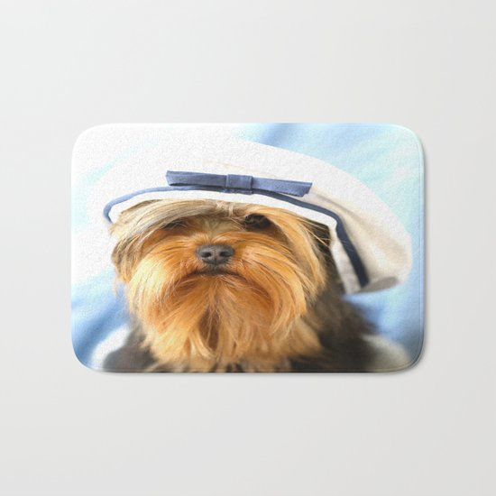 Little Sailor Bath Mat