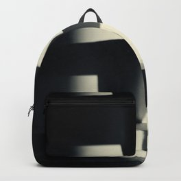 German Expressionism Experiment Abstract Shadows Backpack