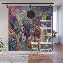 Solar Eclipse Sonata Quartet Wall Mural