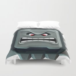 Pay Attention Duvet Cover