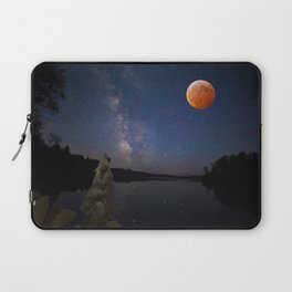 Super Blood Wolf Moon Laptop Sleeve