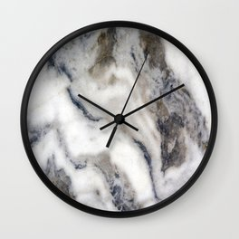 Marble Stone Texture Wall Clock