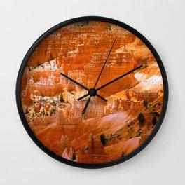 Bryce Canyon LH2 Wall Clock