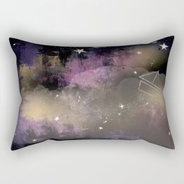 If I Had A Boat Rectangular Pillow