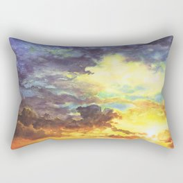 Sky No 4 Rectangular Pillow