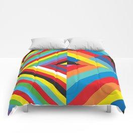 La Grille #8 Comforters