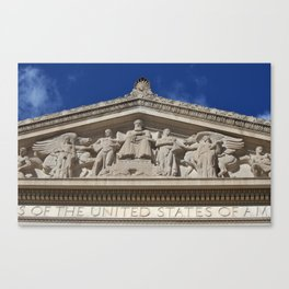 The National Archives Canvas Print