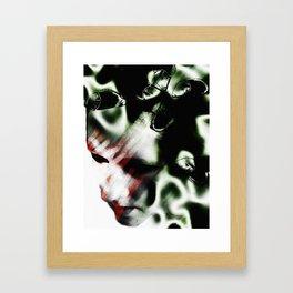 My Friend Framed Art Print