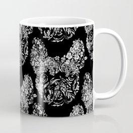 Botanical frenchie Coffee Mug