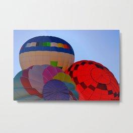 Hot Air Balloon Festival - II Metal Print