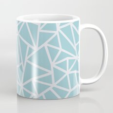 Ab Outline Salt Water Coffee Mug