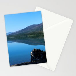 Lake McDonald Impression Stationery Cards