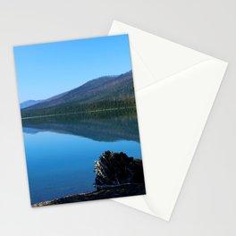 Lake McDonald Impression Stationery Cards