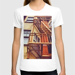 Day Two: Look Up & Escape T-shirt