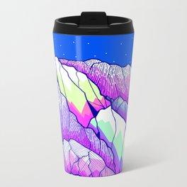 The vibrant Peak Metal Travel Mug