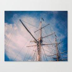 Set Sail II Canvas Print