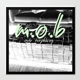 mob Canvas Print