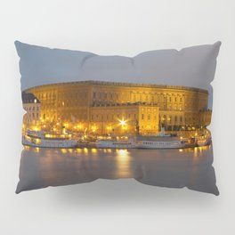 Stockholm Palace Pillow Sham