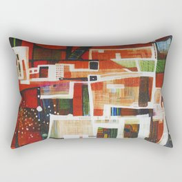 Urban myst Rectangular Pillow