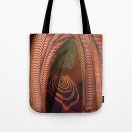RetroFuture / Evolution-06 Tote Bag