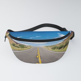 On the Road Again Fanny Pack