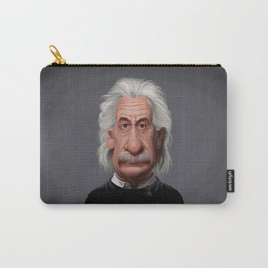 Celebrity Sunday ~ Albert Einstein E=MC² Carry-All Pouch