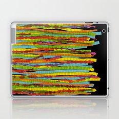 patterns - spaghettis 1 Laptop & iPad Skin