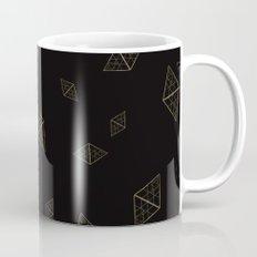 Golden Crystals Mug
