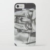 gladiator iPhone & iPod Cases featuring Gladiator  by Jimmy chard