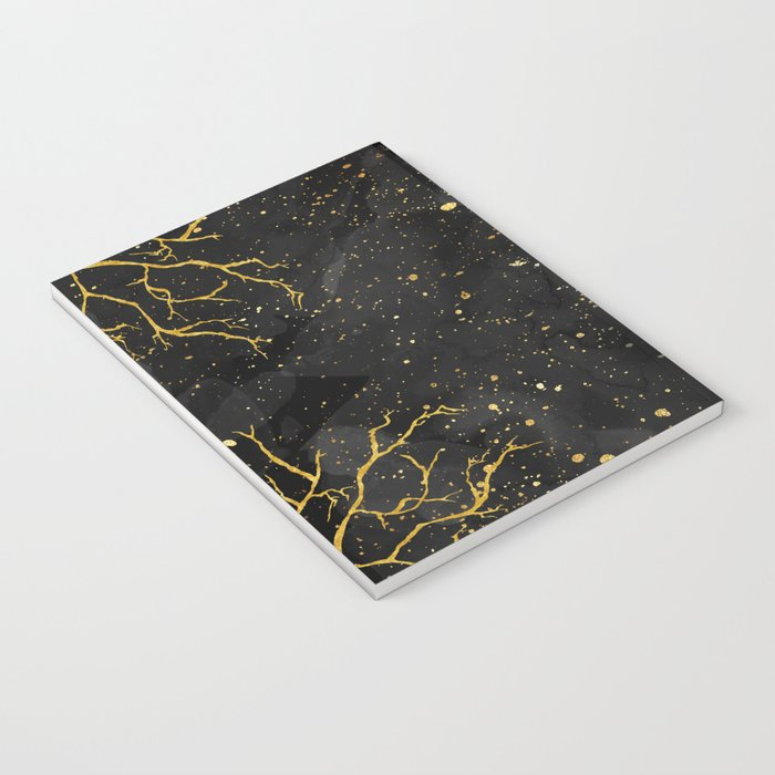 Our Choices - Golden Dust Notebook