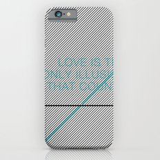 Love Is The Only Illusion iPhone 6s Slim Case