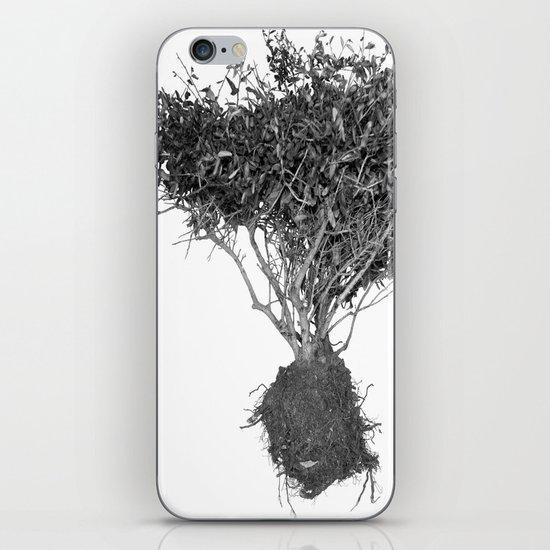 Floating Shrubbery iPhone & iPod Skin