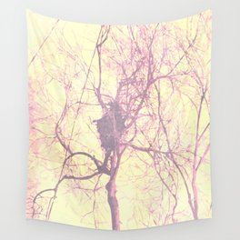 Montauk Autumn Forest Wall Tapestry