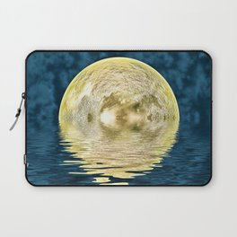 Golden moon Laptop Sleeve