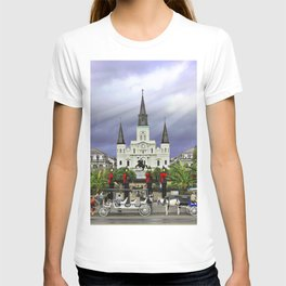 In Christmas Mist T-shirt