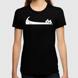 Mark's Superpower: cat Superstretch T-shirt