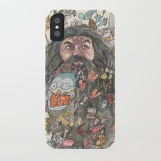 Hagrid's Beard Slim Case iPhone X