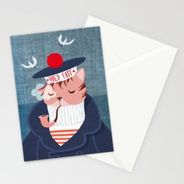 hold fast Stationery Cards