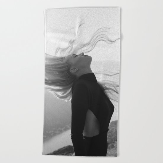 Hair Beach Towel