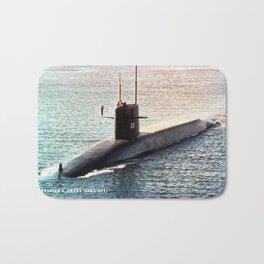 USS ULYSSES S. GRANT (SSBN-631) Bath Mat