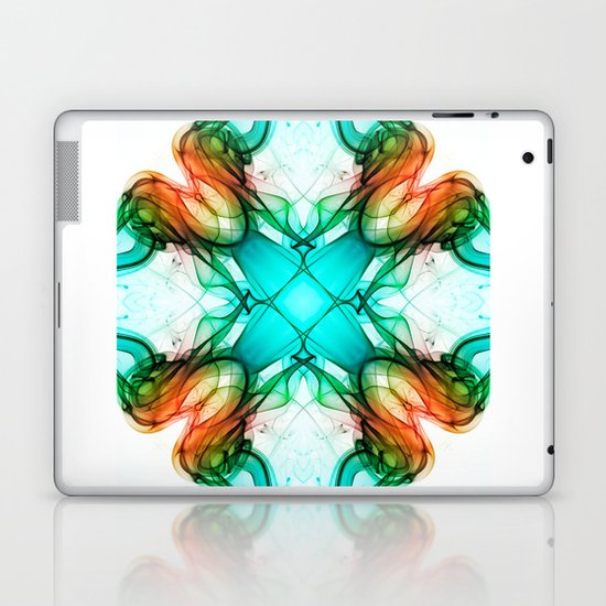 Smoke Art 130 Laptop & iPad Skin